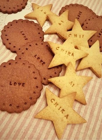 乳製品や卵アレルギーの方でも安心のジンジャークッキーのレシピです。ダイエット中のおやつにもおすすめです◎