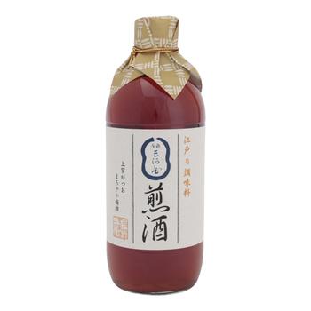 【銀座三河屋 煎酒】 煎酒とは、江戸時代から伝わる、日本酒に梅干と花がつおを入れて煮詰めた調味料。かつお出汁の旨みと梅干しの酸味や塩気がいい塩梅に混ざり合い、他にはない味をつくります。銀座三河屋の煎酒は、有機肥料で栽培した紀州南高梅の梅酢を使い、醤油よりも塩分少なくまろやかに仕上がっています。麺類のつゆとして使うほか、和え物やドレッシングなど、色々とアレンジしやすいのも嬉しいですね。