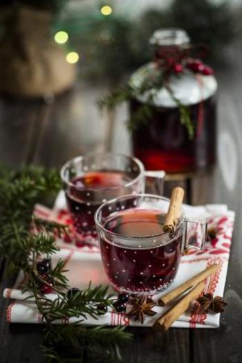 ホットワイン&ホットカクテルのレシピをいくつかご紹介してきましたが、いかがでしたか?寒い冬は温かいお酒を飲んで、お家でぬくぬくゆったり過ごしましょう。