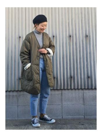 この冬、おしゃれな人はみんな着ている!?「ライナージャケット&ライナーコート」