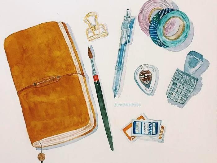 【bullet journal/バレットジャーナル】とは、ノートに、To DoリストやWanna Doリストをはじめ、日記や忘備録などを書き込んで作成する、自分だけのオリジナル手帳です。