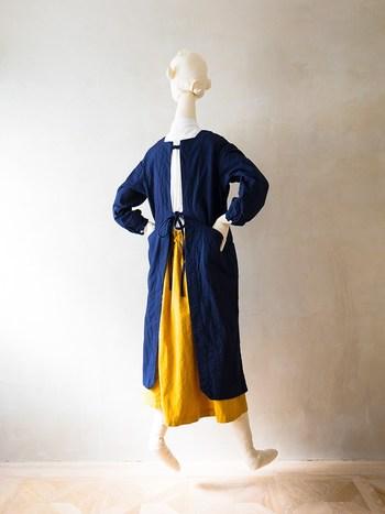 家庭やお出かけにも、お仕事によって仕事先でも使ってしまいたくなるお洋服です。