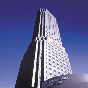 つづいてご紹介する「かるめら」は、セルリアンタワー東急ホテル内のレストランです。高いビルが立ち並ぶ渋谷で、ひときわ目立つホテルにあります。