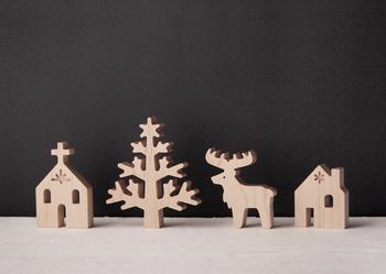 雪の降るホワイトクリスマスに憧れますよね。