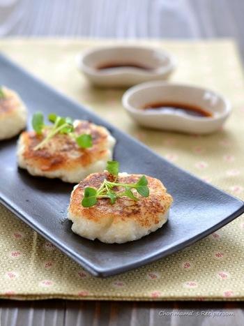 いい女アピールができそうな、和のおつまみ。ふわっとした食感はいくつでも食べられそうです。