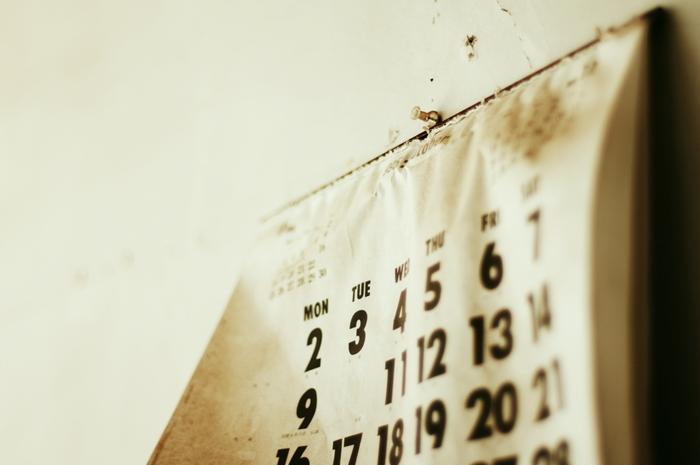 「暦」の歴史は古く、西暦600年代に遣唐使とともに中国から伝わったのがはじまりとされています。旧暦は、そこから日本のライフスタイルや文化に合わせて進化を遂げたものとなります。