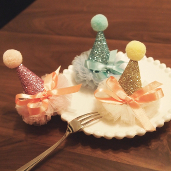 ベビーが集まるパーティーで使いたい!季節のイベントごとに違うデザインで楽しめそう。