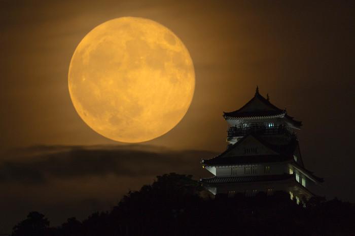 また、月見月(つきみづき)や仲秋(ちゅうしゅう)といった、満月をイメージさせる別称も持っています。