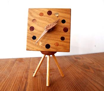 今回は、そんなあなたにもおすすめのオシャレな「時計」を紹介していきますので、お部屋作りの参考にして下さいね♪