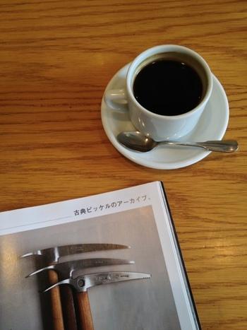鎌倉のお店のように、自宅でもちょっと優雅にのんびり過ごしたい時、心を整えてじっくりと香りを楽しみながら淹れたいコーヒーです。