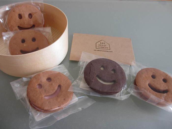 一番人気のNICOちゃんクッキー♪