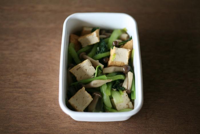 野田琺瑯の容器があれば、常備菜作りなどやる気もUPしそう!