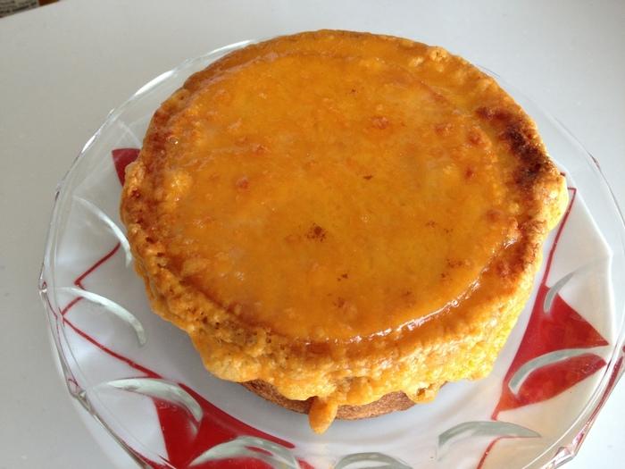 筆者のおすすめパンは「クロックムッシュ」。オレンジ色のチーズが、どこからどう見ても美味しそう!中の具材は、ハムやサーモン、きのこなど3種類ほどあるので、好きなクロックムッシュを選ぶのも楽しいですよ。
