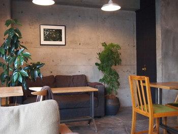 日常の延長にある特別な場所、そんな場所になるよう、いつ来ても変わらない時間とコーヒーを提供したいというのがオーナーの考えです。