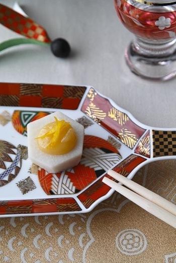 里芋やダイコンなどの野菜にかけるだけで、あっという間におもてなしにぴったりの味わいに。覚えておきたいレシピです。