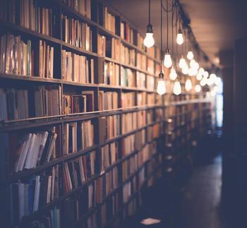 図書館に行って、面白そうな本を見つけたら迷わず手に取ってみる、表紙や挿絵が可愛い本なんかもまとめて1週間分借りてきます。案外、今まで出会えていなかった素敵な本との出会いがあるもんですよ。