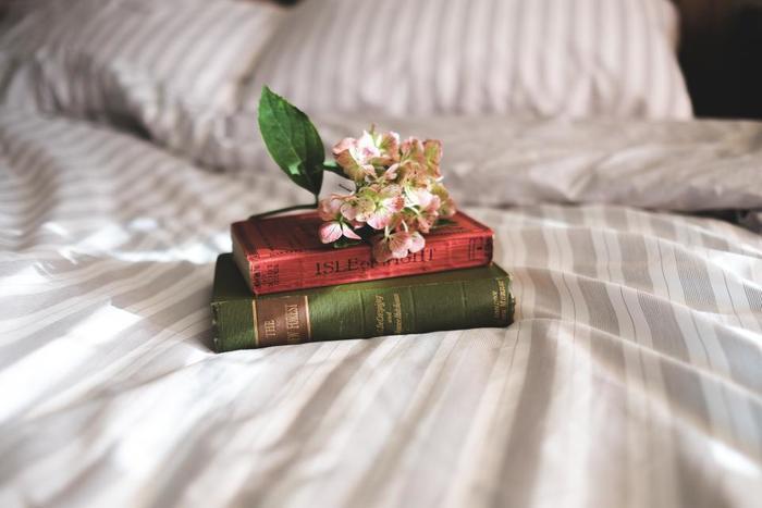 お部屋のお気に入りの場所で、誰にも邪魔をされずにゆっくりと本の世界に浸るのも休日にしかできない時間の過ごし方ですよね。