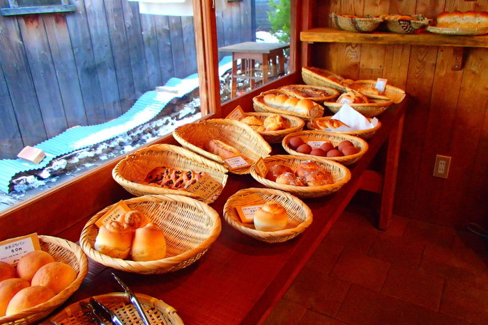 信州の清らかな水と空気が作る*天然酵母のパン屋さん*松本エリア篇