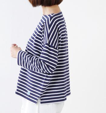 バスクシャツだけじゃないよ!上質で可愛い【ORCIVAL】のコートたち