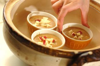 冬に活躍する土鍋も蒸し器代わりになるんですよ♪戸棚の奥で眠らせておくのはもったいない!タジン鍋も使えます!