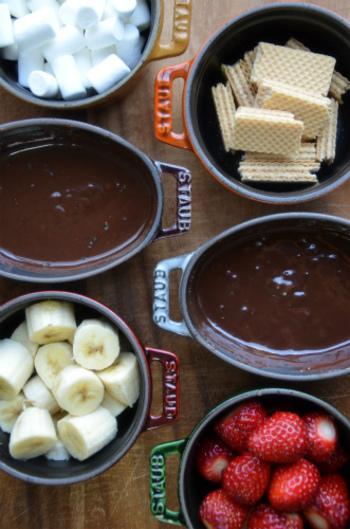 ペパーミントを加えると、爽やかな風味を楽しめます♪チョコソースに混ぜても良し、直接具にふりかけても良し♪