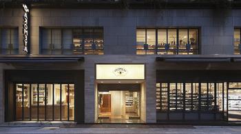 アコメヤ厨房は、お米屋さんでありながらライフスタイルショップとして色々な食品や雑貨を扱うAOKOMEYA TOKYOの中にあります。