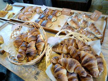 「コワン」とはフランス語で「マルメロ」という意味で北斗市の特産品果物です。地元を大切にし地域に根付いたパン屋はもちろん市民に愛されています。