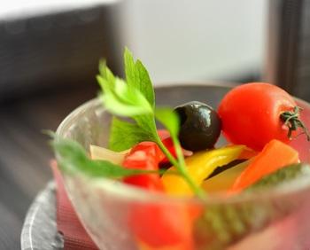 ピクルスに使う野菜は、基本的に何でもOK。1種類だけでも、複数組み合わせても美味しいので、難しく考えず、気の向くまま自由に作ってみてください。