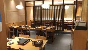 スッキリとした和空間で、京もつ鍋に舌鼓♪「もつ」なので、リーズナブルな価格も見逃せませんね!