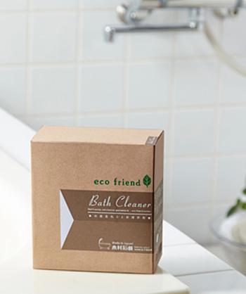 人にも環境にもやさしいエコ洗剤なのに、きちんと汚れをおとしてくれる洗浄力の高さも人気の秘密。パッケージもシンプルでナチュラルなインテリアにもマッチします。