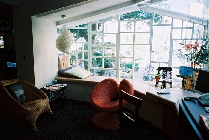 佳佳西市場旅店は、古いホテルをリノベーションして生まれたおしゃれなデザイナーズホテルです。部屋ごとにテーマがあり、ひとつひとつデザインが異なるのだそう。何度訪れても飽きずに楽しむことができますね。