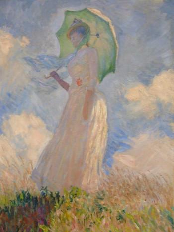 印象派の巨匠として知られるクロード・モネ。柔らかな色彩と繊細な光の表現が魅力的です。また、絵の具を混ぜずにキャンバスに置いて描く「色彩分割(筆触分割)」という手法も特徴となっています。