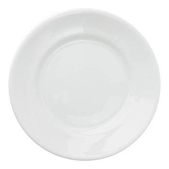 磁器特有の艶やかな白、その白を引き立てるデザインのシンプルさも手伝って、より潔く、凛とした雰囲気を醸し出します。