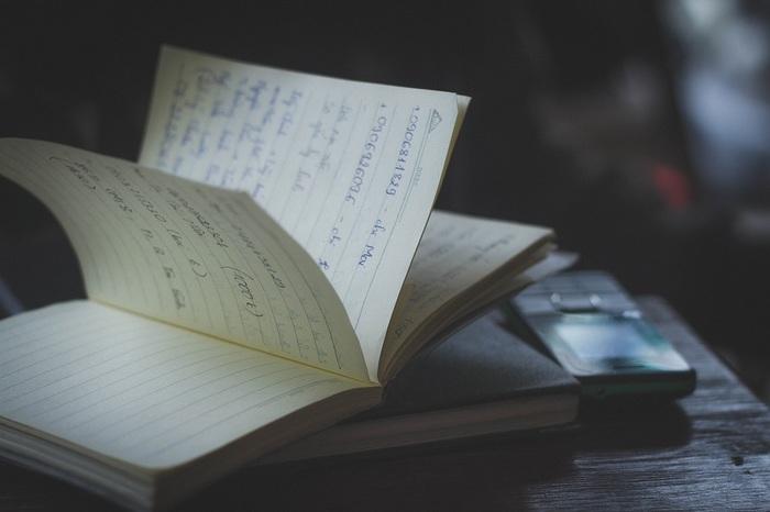 大事なことは、とにかく3ページを埋めること。余白を埋めさえすれば、何を書いてもよいのです。