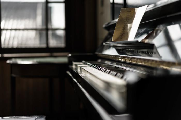 風情ピアノ