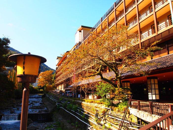 新宿から小田急電鉄・特急ロマンスカーに乗って直通85分。全国的にも有名な温泉地・箱根の「天成園」は、充実した設備が自慢の温泉宿です。