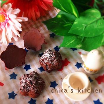 気泡が特徴の軽い食感が楽しめるエアインチョコも手作りできちゃいます!2つの材料をレンジでチンして固めるだけなのでとっても簡単?