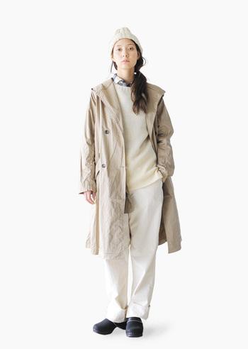 いかがでしたか?白ニットも少しだけポイントを押さえると、着膨れせずにスッキリと着こなすことができますよ。まだまだ寒い日が続きますが、今回の記事を参考にぜひ『白ニット』をお洒落に着こなしてみて下さいね!