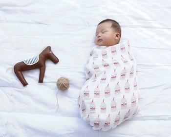 赤ちゃんやお子さんの物は、小さいので比較的短い時間で作れます。すぐに完成品が見られると、満足感がありますね。