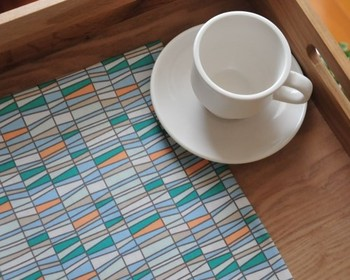 お気に入りの「布」を見つけたら、身の回りの物を作りたくなりますね。こんな物を作ってみたらいかがでしょう?