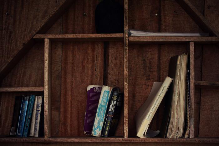 お気に入りの本は手元に置いておきたくなりがちですが、読みたくなったらいつでも図書館で借りられると思って、所有欲を一度手放してみると気持ちが軽くなります。おまけにお金もかかりません♪