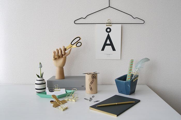 紹介した文房具は、どれもおしゃれさ抜群。使うために集める、というより、飾るために集めたくなってしまうかもしれません。