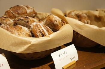 ハード系のパンももちろん美味しいですよ!