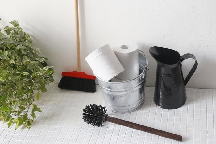 そこで、デザイン性抜群でありながらも機能性も兼ね備えた、そんな美しいお掃除道具を集めてみました。