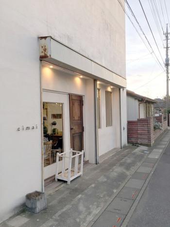 """遠方から訪れるお客さんも多い""""cimai""""は埼玉でNo1という人も多くいるパン屋さん。その名のとおり姉妹で経営されています。"""