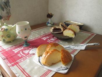 パンの上部の香ばしい食感がなぜか懐かしさと共によみがえる!