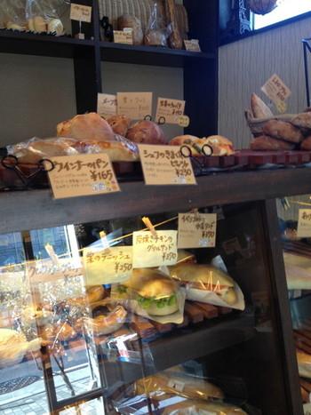 これだけでごちそう!豪華なお食事パンもリーズナブルですね。