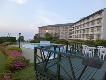 小豆島にはたくさんの素敵なリゾートがあります。瀬戸内海を一望できるリゾートホテルでのんびり過ごすのもいいかも。