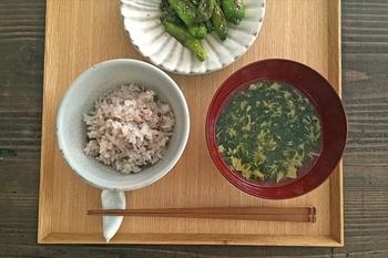 毎日の食卓に並べたい、made in Japanの素敵なお椀です。