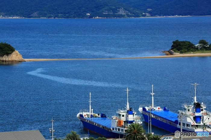 のどかな雰囲気が魅力の小豆島で、日々の喧騒を忘れられる島旅へ出かけてみませんか?